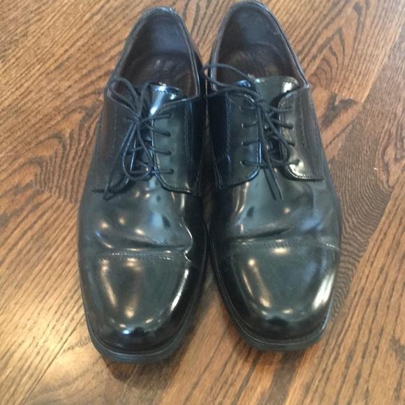 Johnston Murphy Shoes Mint Condition Johnston Murphy Black Dress